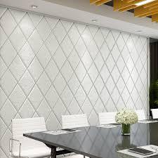 70cmx70cm 3d Soft POE Foam Diamond Wall Stickers Environment Friendly Easy Peel And Stick Self