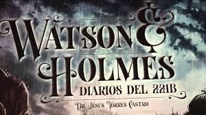 Vdeo rese±a Watson & Holmes Diarios del 221B juego de mesa