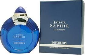 jaipur saphir pour femme by boucheron eau de parfum spray 50ml