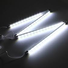 top quality 4pcs kitchen cabinet counter energy saving led