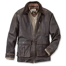 Leather Barn Coat Upstate Leather Barn Coat Orvis