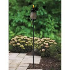Citronella Oil Lamps Uk by Tiki U0026reg Brand 4 In 1 Multi Use Torch Walmart Com