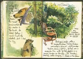 Four Basic Watercolor Pencil Techniques Cathy Johnson Art Journal