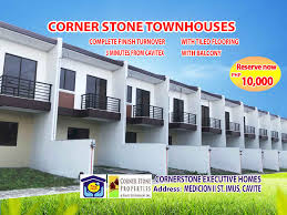 100 Cornerstone House Plans Pagibig Rent To Own S For Sale In Imus Cavite