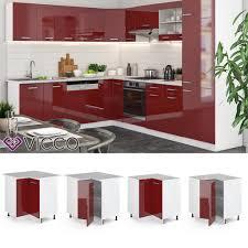 vicco eckunterschrank 87 cm ohne arbeitsplatte küchenschrank unterschrank küchenunterschrank r line küchenzeile