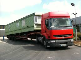 Mobile Home Transport by Mancino services in Ireland