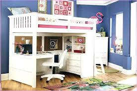 set de bureau fille chambre enfant avec bureau lit mezzanine enfant avec bureau