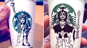 Starbucks Mermaid Treated To Makeovers From TODAY Employee