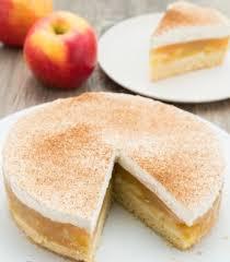 apfel sahne torte mit pudding einfach nur lecker