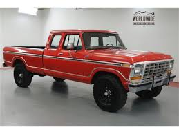 100 1978 Ford Truck For Sale F150 For ClassicCarscom CC1144668