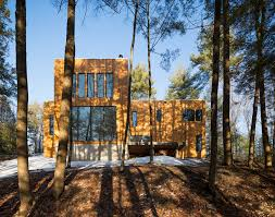 100 Hudson Valley Architects Creek House HV Contemporary Homes Modern Design In NYs