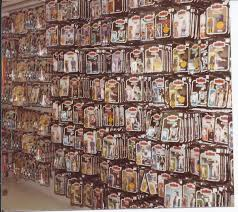KennerCollector Vintage Star Wars Toy Store Photo