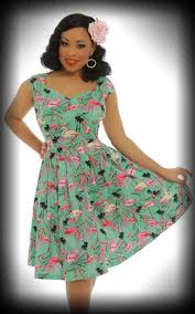 lindy bop vintage dress u0027nadia u0027 rockabilly rules