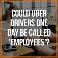 Could Uber Drivers One Day Be Called Employees
