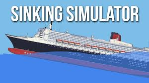 sinking ship simulator titanic 2 sinking simulator my own cruise ship cruise liner sinking