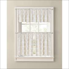 French Country Kitchen Curtains by Tie Up Kitchen Curtains Medium Size Of Curtain Ideas Swag Valance