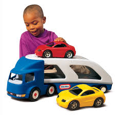 100 Little Tikes Classic Pickup Truck Big Car Carrier