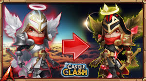 Castle Clash Pumpkin Duke Best Traits by Castle Clash Evolving Michael Youtube