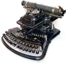 The 25 Best Typewriter Fonts Ideas On Pinterest