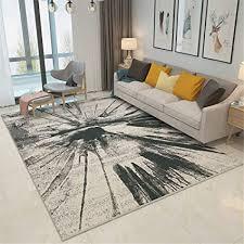 de teppichboden wohnzimmer moderne große abstrakte