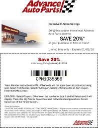 Advance Auto Parts Coupon Code 20 Off 50 Hot Topic Code Advanced Automation Car Parts List With Pictures Advance Auto Larts August 2018 Store Deals Discount Codes Container Store Jewelry Does Advance Install Batteries Print Discount Champs Sports Coupons 30 Off Garnet And Gold Coupon Code Auto On Twitter Looking Good In The Photo Oe Wheels Llc Newark Prudential Center Parking Parts December Ragnarok 75 Red Hot Deals Flights Oreilly Coupon How Thin Coupon Affiliate Sites Post Fake Coupons To Earn Ad And Promo Codes Autow
