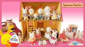 la maison du jouet sylvanian families en français la grande maison jouet pour