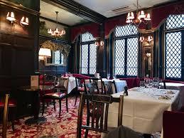 The Breslin Bar And Grill by London Rules Blacklock Gordons U0026 J Sheekey
