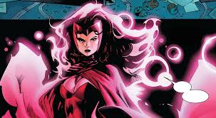 Its Different Than The Comics Scarlet Witch