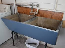 Mustee Mop Sink Faucet by Bathroom Outstanding Utility Sinks For Your Bathroom And Kitchen