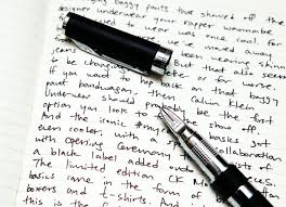 Parker Pen Reveals 5TH Way Of Writing