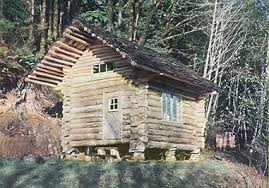 How To Build A Shed From Scratch by Build A Log Cabin For 100 Green Homes Mother Earth News
