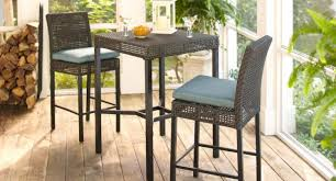Wharfside Patio Bar Nj by Patio U0026 Pergola Stunning Outdoor Bar Height Table And Chairs On