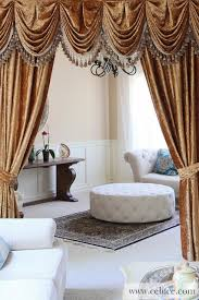 Swag Curtains For Living Room by Swag Valances Window Treatments Swag Curtains For Living Room