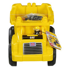 Mega Bloks CAT Large Vehicle Dump Truck By Mega Bloks - Shop Online ... Mega Bloks Cat 3 In 1 Ride On Dump Truck Man Christmas Caterpillar Large 1807660449 New Original 6 Big Blocks By 182658116808 Megabloks Cat Toy Tool Box And 50 Similar Items Amazoncom Lil Toys Games Vehicle The Top 14 Best For Kids 2017 Dodge Trucks Argos Twin Pack And Wheel Table Amazoncouk