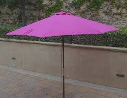 Patio Umbrella Replacement Canopy 8 Ribs by Amazon Com 9ft Umbrella Replacement Canopy 8 Ribs In Fuchsia