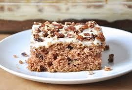 veganer apfel nusskuchen rezept zucker glasur kuchen und