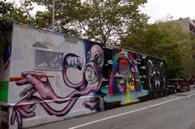 Joe Strummer Mural New York City by Where To Find New York City U0027s Best Street Art