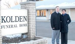 New ers for Kolden Funeral Home in Le Sueur