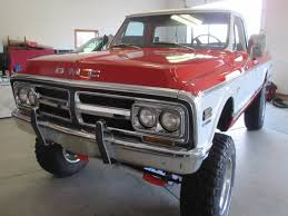 My Classic Car: Todd's 1972 GMC Sierra Grande - ClassicCars.com Journal