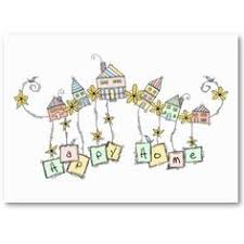 Happy Home Doodles Business Cards Housewarming QuotesHousewarming Party Printable