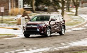 2017 Toyota Highlander Hybrid AWD Test | Review | Car And Driver