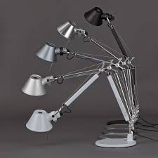 Tolomeo Desk Lamp Sizes by Tolomeo Micro With Base By Artemide Buy It At Light11 Eu
