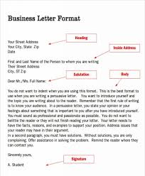 Image 6383 From Post Business Letter Heading For Sample With