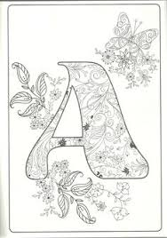 A Coloring Page Is For Ali