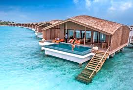 100 Five Star Resorts In Maldives The Worlds First 100 Solarpowered Fivestar Resort Has Opened