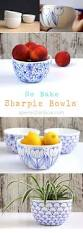 Decorating Fabric With Sharpies by Diy No Bake Sharpie Art Bowls A Piece Of Rainbow