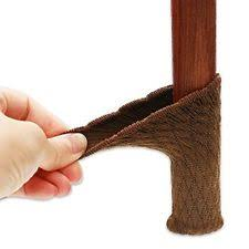 Rubber Chair Leg Protectors For Hardwood Floors by Hardwood Floor Protector Ebay