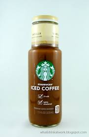Starbucks Iced Coffee Vanilla Review