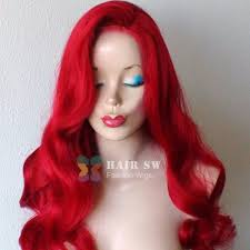 Halloween Heidi Klum Jessica Rabbit by Red Wig Jessica Rabbit Discount Wig Supply