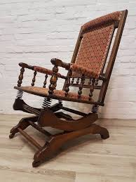 Antique Rocking Chair (DELIVERY AVAILABLE FOR THIS ITEM OF ... Antique Walnut Chairs Queen Anne 7 Ding Scotland Style Wing Chair Frame English Pair Of Mahogany Crook Armchairs Century Rocking For Master Small Armless Bean Seat Replacement And Painted Finish Style Carver Chair Dark Blue Shabby Chic Rustic Fniture Room Design What Is How Do You Spot It Splat Back W Cream Loveseat Edwardian Mahogany Desk Hingstons Antiques Dealers Legs Set Desk